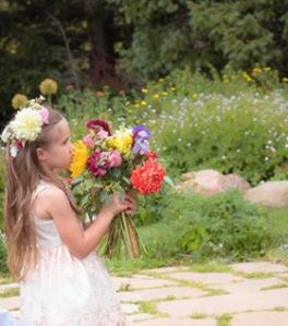 Marci Flower Girl
